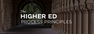 The Higher Ed Process Principles of a Successful Project Manager – Part 3