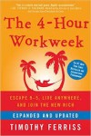 4 Hour Work Week Cover
