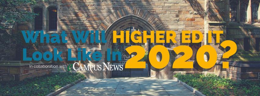 Higher Ed IT 2020