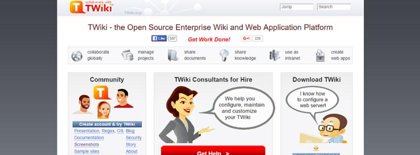 enterprise wiki